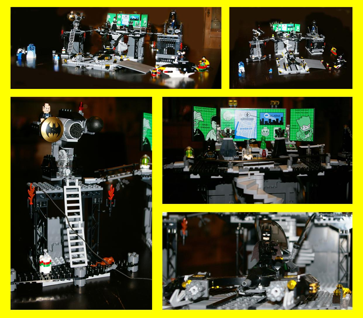 Lego Batman Arkham Knight: Dark Knight