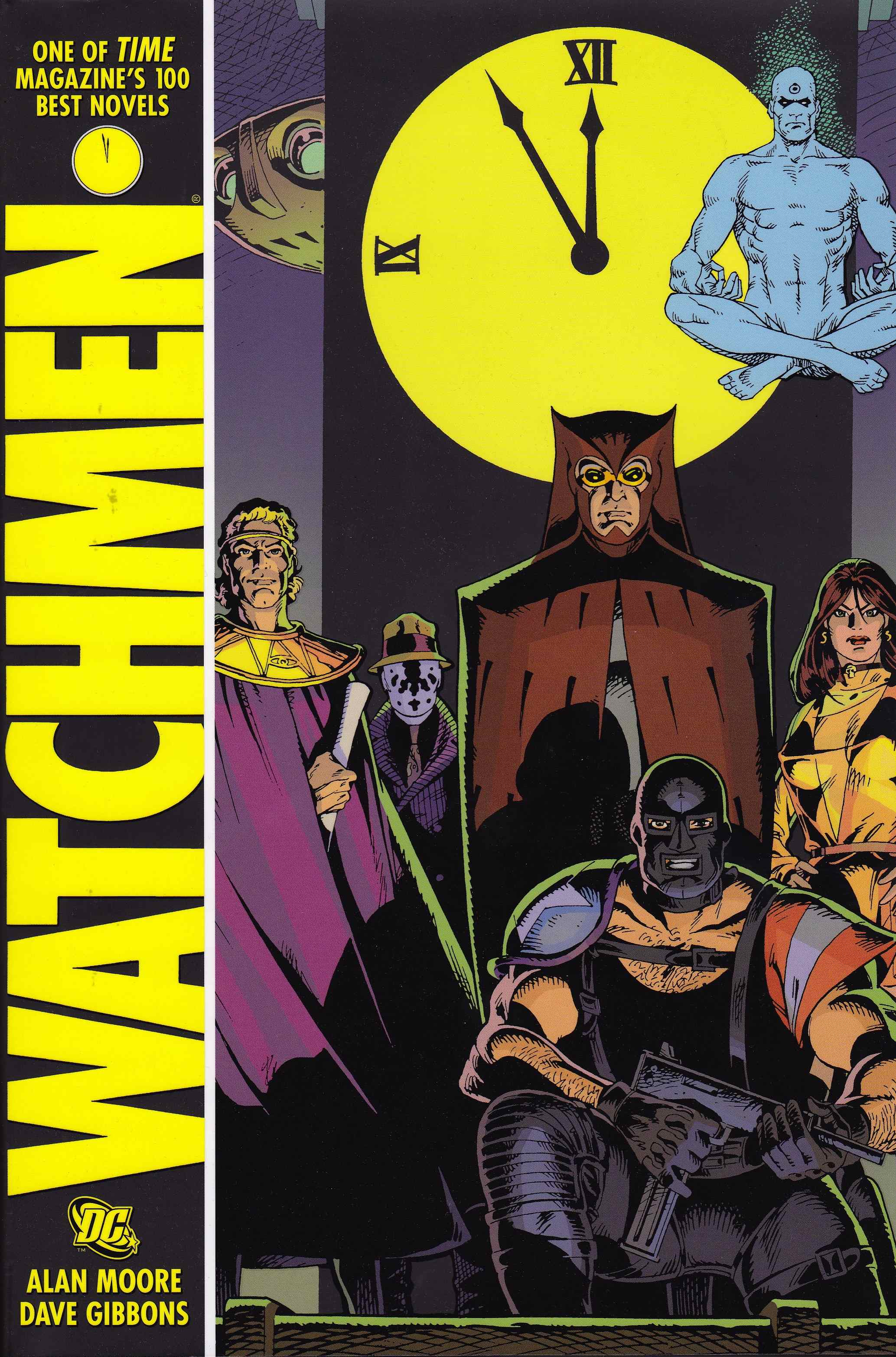 Watchmen Critical Essays