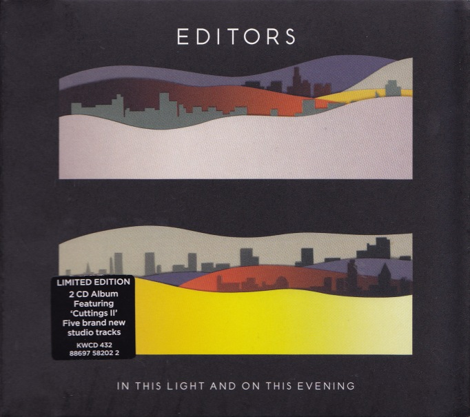 Editors - In this light and on this evening (Cuttings II)