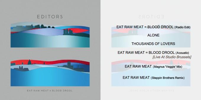 Editors - Papillon (Remixes)