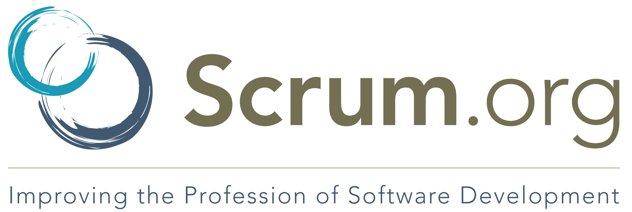 Scrum Logo Scrum.org Logo