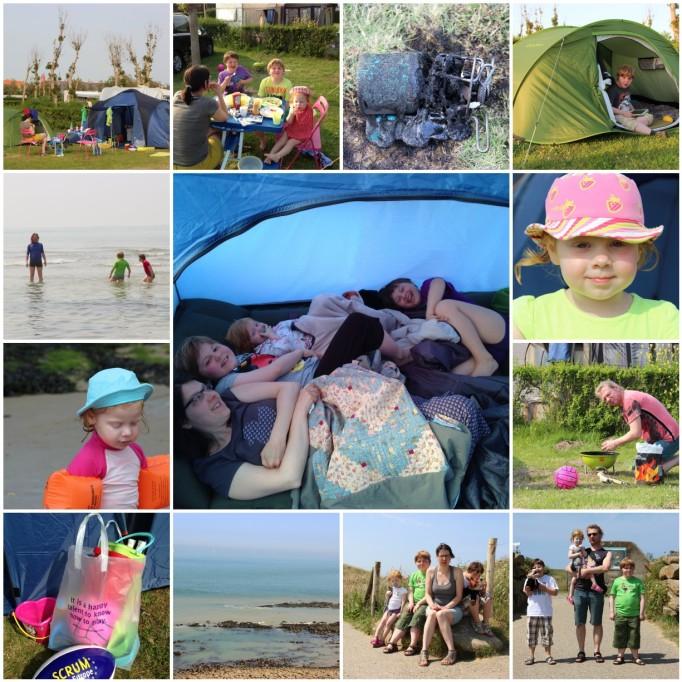 Mosaic Camping in Ambleteuse