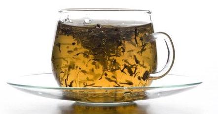 Leaves in the Tea