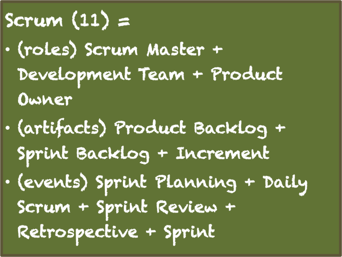 Definition of Scrum (11)